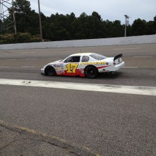Out for final practice (Myrtle Beach June 23)