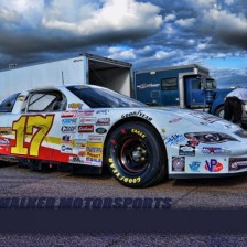 Chris Walker Motorsports Website